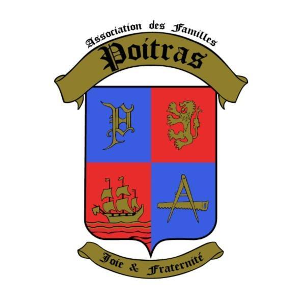 Association des familles Poitras logo